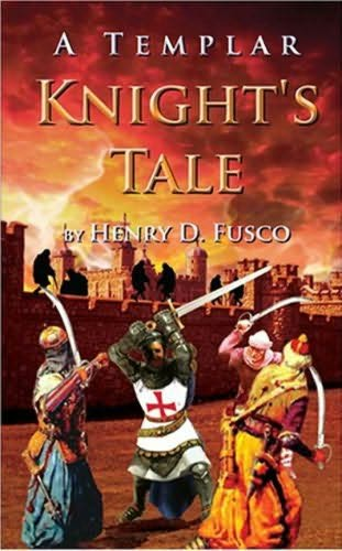 book cover of A Templar Knight\'s Tale