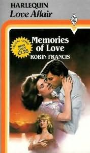 book cover of Memories of Love