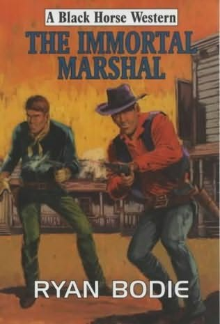 book cover of The Immortal Marshal