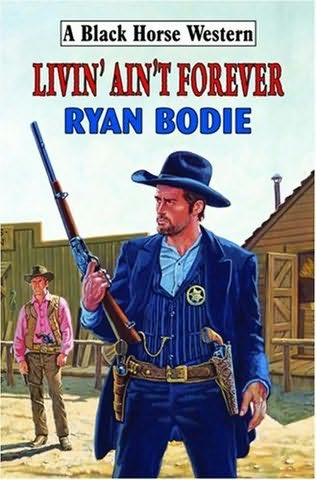 book cover of Livin\' Ain\'t Forever