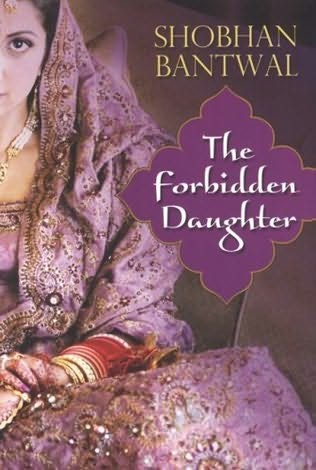 book cover of The Forbidden Daughter