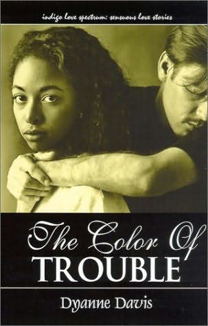 book cover of The Color of Trouble
