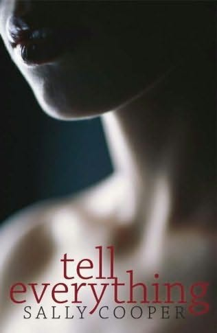 book cover of Tell Everything