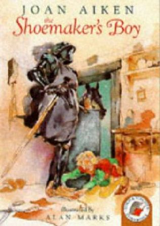book cover of The Shoemaker\'s Boy