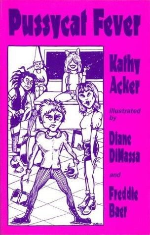 book cover of Pussycat Fever