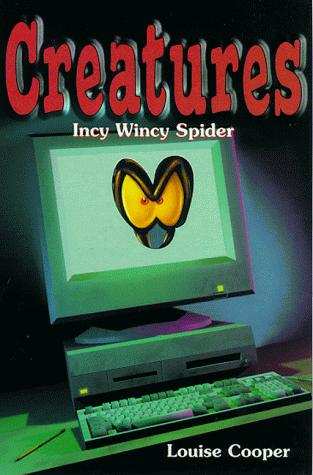 book cover of Incy Wincy Spider
