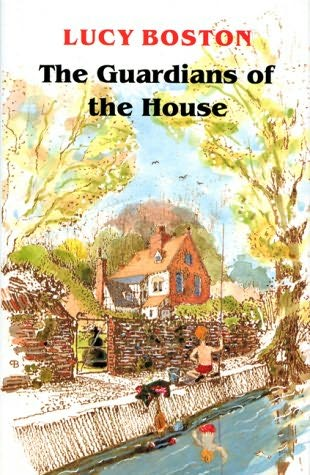 book cover of The Guardians of the House