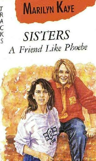 book cover of A Friend Like Phoebe