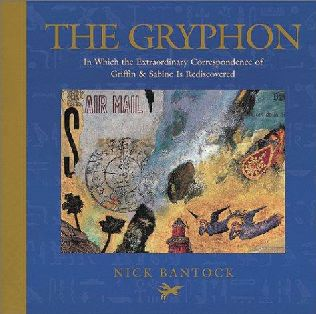 book cover of The Gryphon