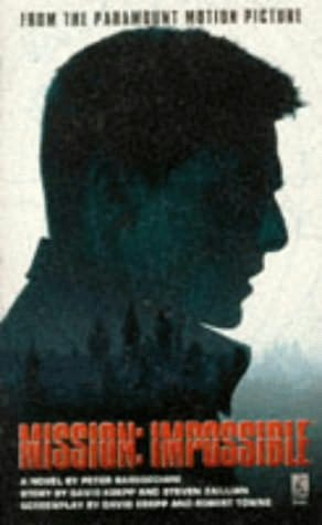 book cover of Mission Impossible Movie Tie-in