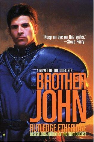 book cover of Brother John