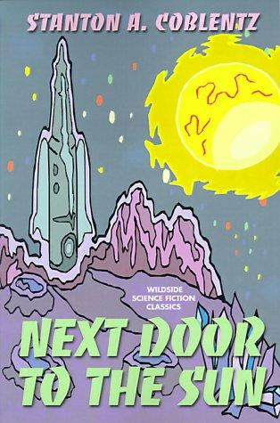 book cover of Next Door to the Sun