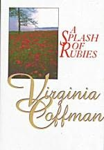 book cover of A Splash of Rubies