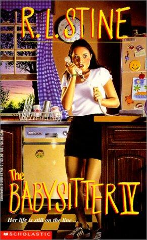 book cover of The Babysitter 4