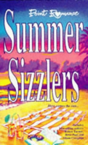 book cover of Summer Sizzlers