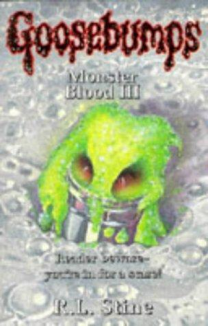 monster blood1 goosebumps book cover o goosebumps goosebumps h    Goosebumps Monster Blood