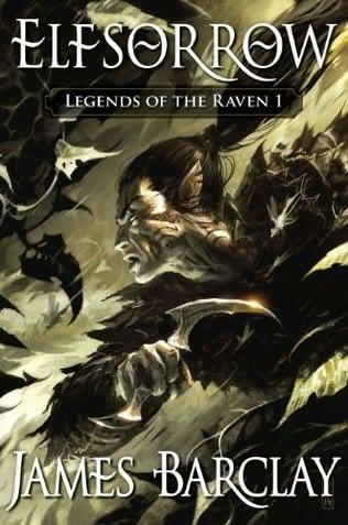 book cover of Elfsorrow