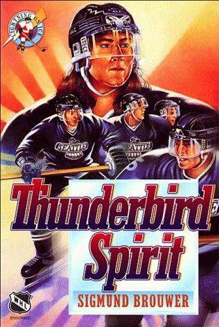 book cover of Thunderbird Spirit