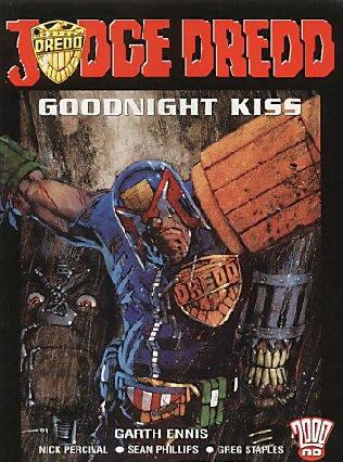 book cover of Goodnight Kiss