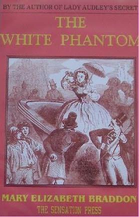 book cover of The White Phantom