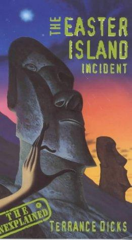 book cover of The Easter Island Incident