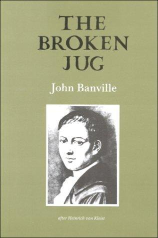 book cover of The Broken Jug