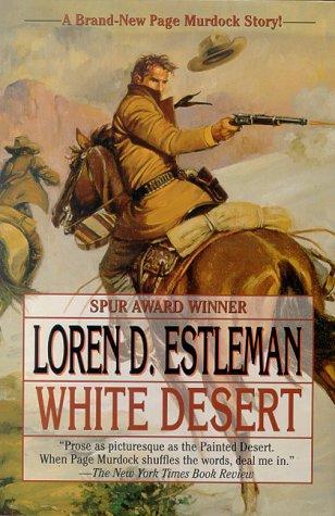 book cover of White Desert
