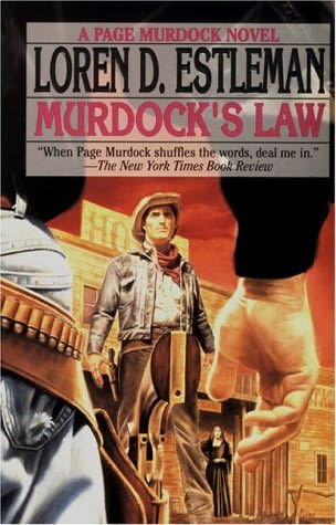 book cover of Murdock\'s Law