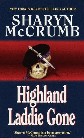 book cover of Highland Laddie Gone