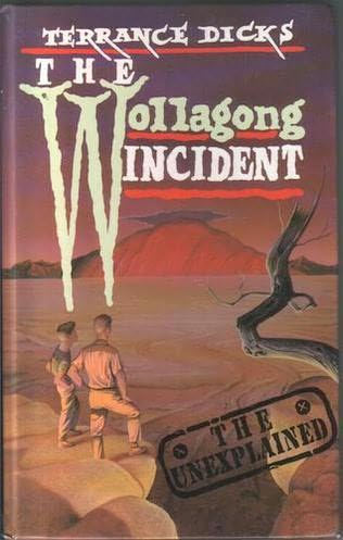 book cover of The Wollagong Incident