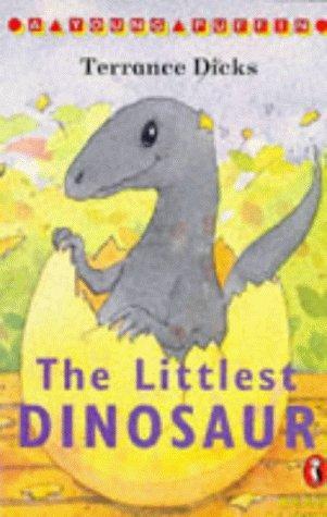book cover of The Littlest Dinosaur