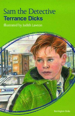 book cover of Sam the Detective
