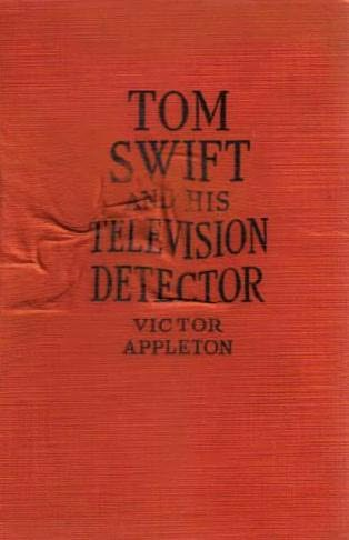 book cover of Tom Swift and His Television Detector