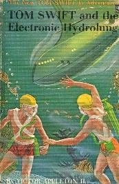 book cover of Tom Swift and the Electronic Hydrolung