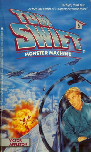 book cover of Monster Machine