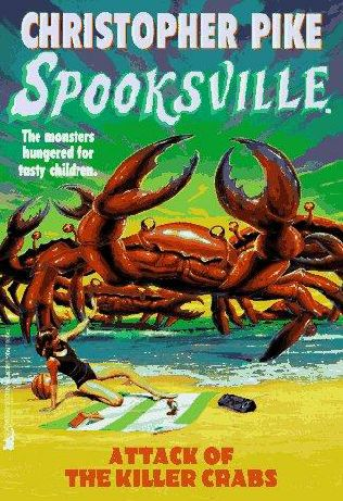 book cover of Attack of the Killer Crabs