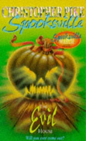 book cover of The Evil House