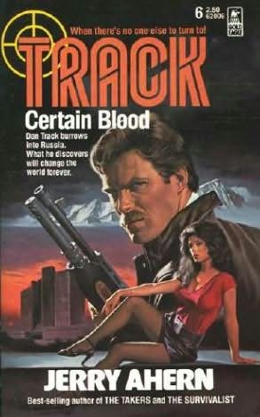 book cover of Certain Blood