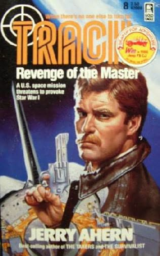 book cover of Revenge of the Master