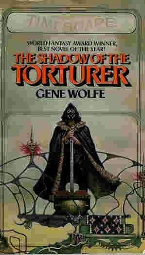 book cover of The Shadow of the Torturer