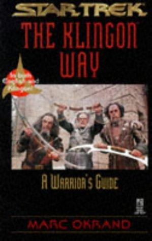 book cover of The Klingon Way