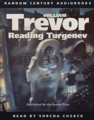 book cover of Reading Turgenev