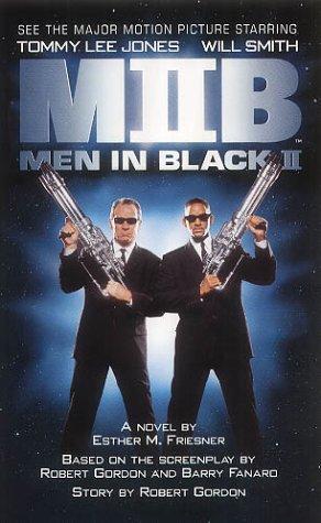 book cover of Men in Black II