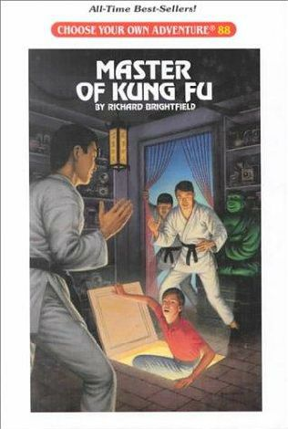 book cover of Master of Kung Fu