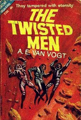 book cover of The Twisted Men