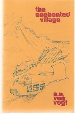 book cover of The Enchanted Village