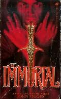 book cover of The Immortal