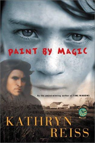 book cover of Paint by Magic