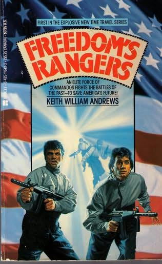 book cover of Freedom\'s Rangers