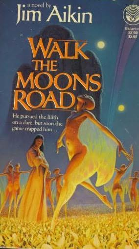 book cover of Walk the Moons Road